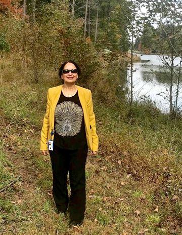She found work, at 70, through a senior employment program – but the shutdown took it away