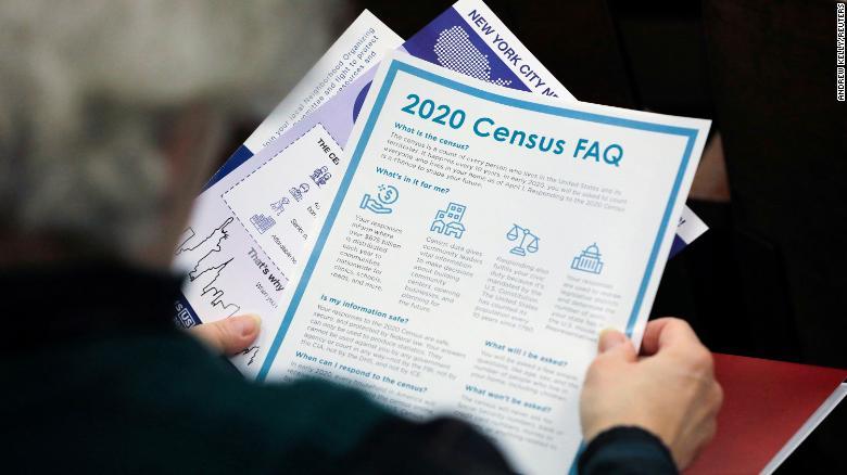 Coronavirus is already disrupting the 2020 Census