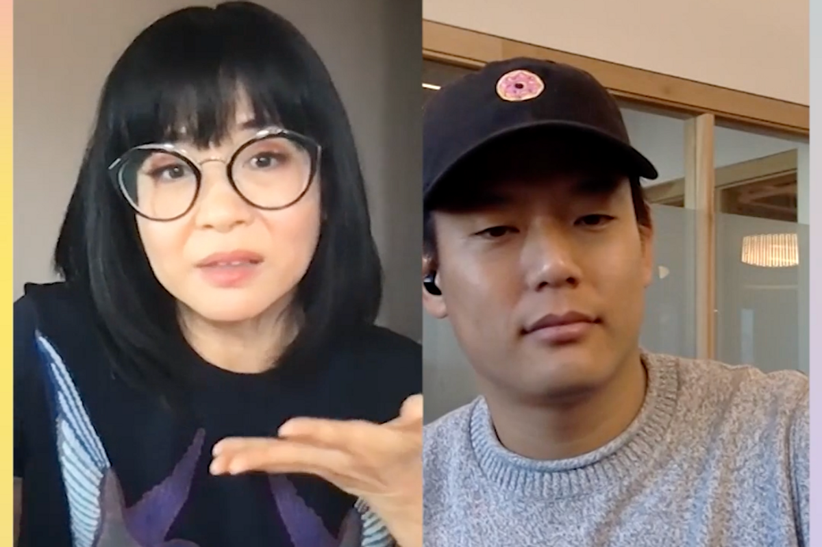 Prodigal Son Actor Keiko Agena and restaurateur James Choi talk about growing up Asian in America